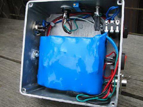 Inside the RPS Li-Ion