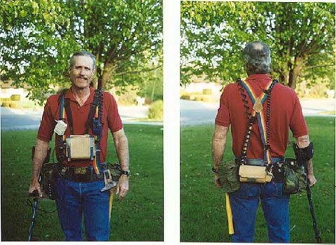 Chest Mounted 2200